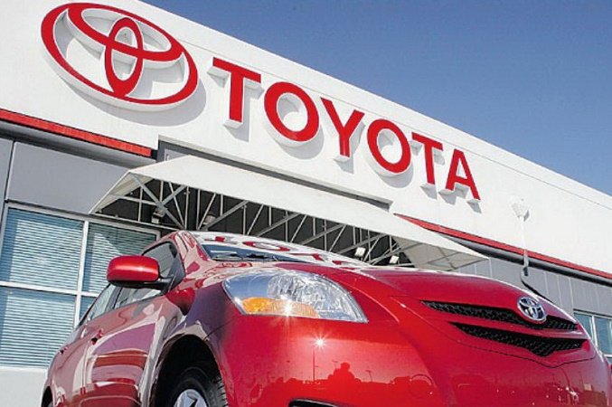 Toyota to move north american hq to north texas for Toyota motor north america